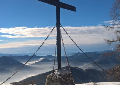 Das Gipfelkreuz Titel