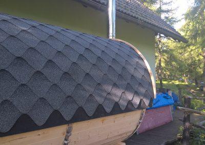 Das schindel Dach