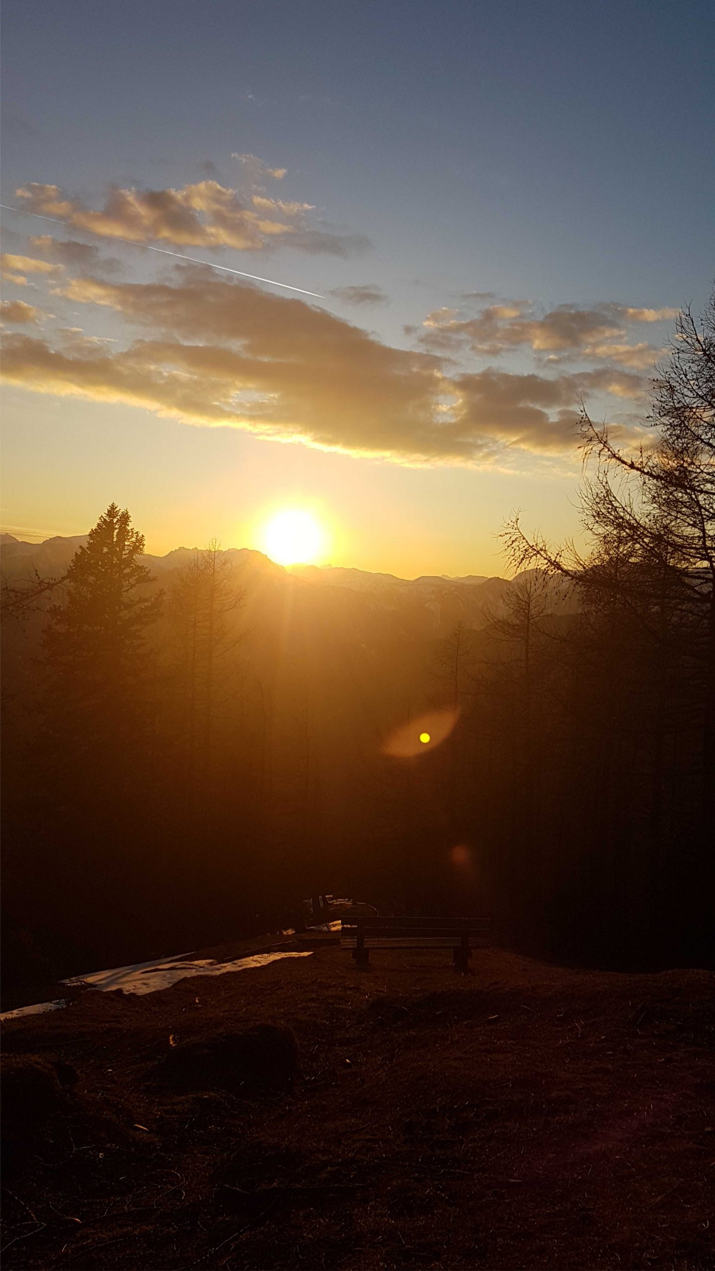 Sonnenuntergangk